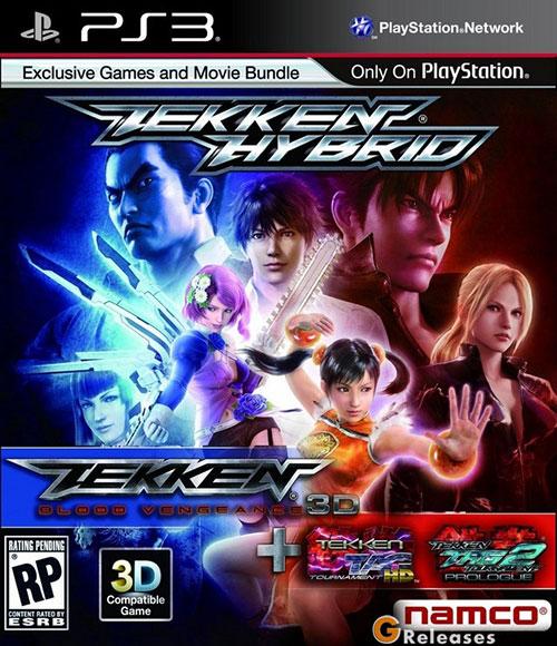 Tekken Hybrid - PlayStation 3 Játékok