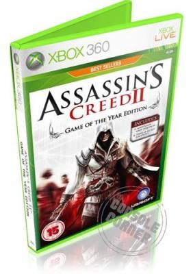 Assassins Creed 2 Goty - Xbox 360 Játékok