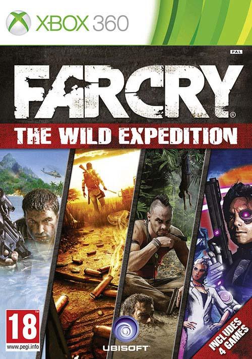 Far Cry The Wild Expedition - Xbox 360 Játékok