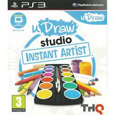 uDraw Studio Instant Artist - PlayStation 3 Játékok
