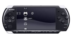 Sony PSP 3000 Slim (Fekete)
