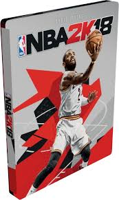 NBA 2K18 Steelbook Edition - Xbox One Játékok