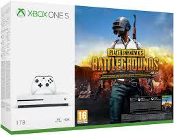 Xbox One S 1 TB + Playerunknowns Battleground (PUBG)