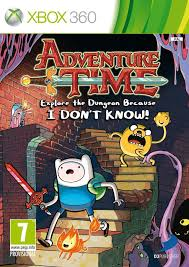 Adventure Time Explore the Dungeon Because I dont know