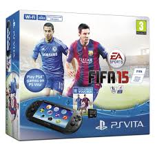 PlayStation Vita Slim (Wi-Fi) + 1 GB + FIFA 15