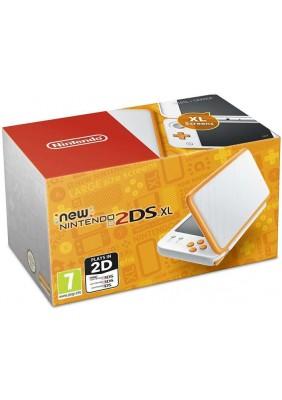 New Nintendo 2DS XL (fehér/narancssárga)
