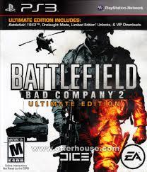Battlefield Bad Company 2 Ultimate Edition - PlayStation 3 Játékok