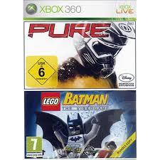 Pure + LEGO Batman The Videogame Double Pack