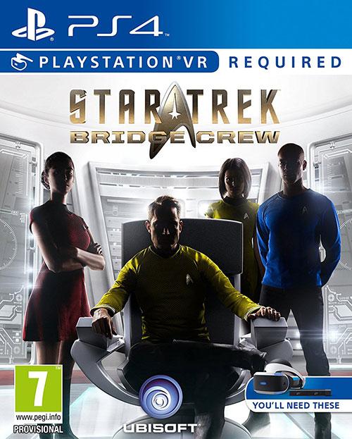 Star Trek Bridge Crew PSVR