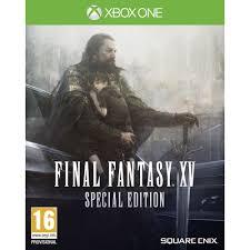 Final Fantasy XV Special Steelbook Edition