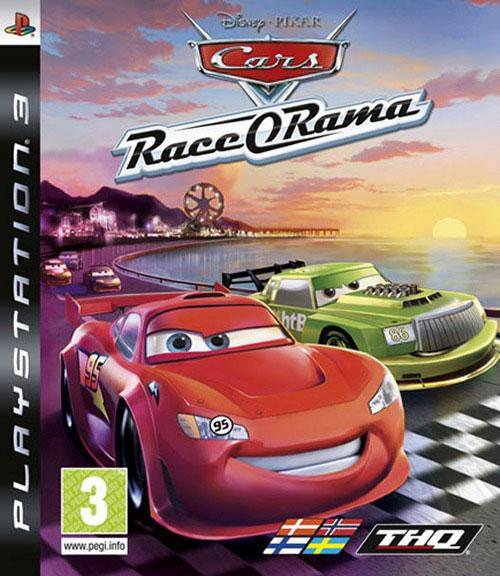 Disney Pixar Cars Race o Rama