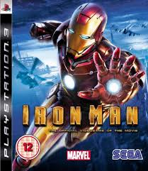 Iron Man - PlayStation 3 Játékok