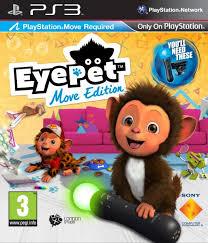Eyepet Move Edition