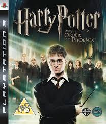 Harry Potter and The Order of Phoenix - PlayStation 3 Játékok
