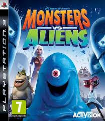 Monster vs. Aliens