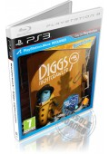 Wonderbook Diggs Nightcrawler (játékszofwer)