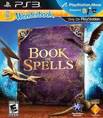 Wonderbook Book of Spells (játészoftwér)