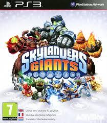 Skylanders Giants (játékszoftwer)
