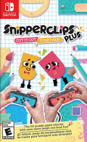 Snipperclips Plus Cut It Out Together