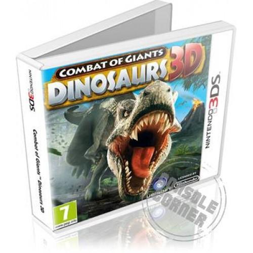 Combat of Giants Dinosaurs 3D