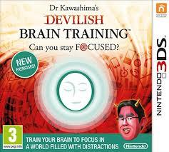 Dr Kawashima's Devilish Brain Training