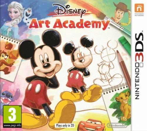 Disney Art Academy