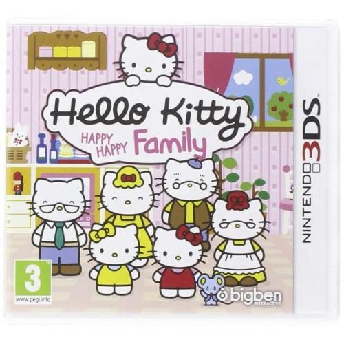 Hello Kitty Happy Family