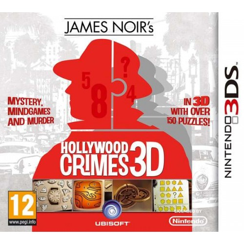 James Noir s Hollywood Crime