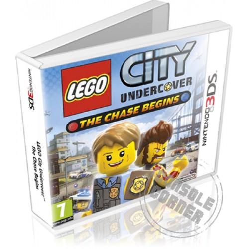 Lego City Undercover The Chase Begins
