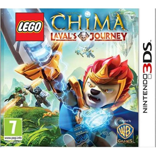 LEGO Legends of Chima Laval s Journey