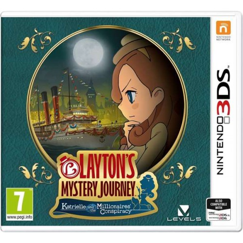 Layton s Mystery Journey Katrielle and the Millionaires Conspiracy