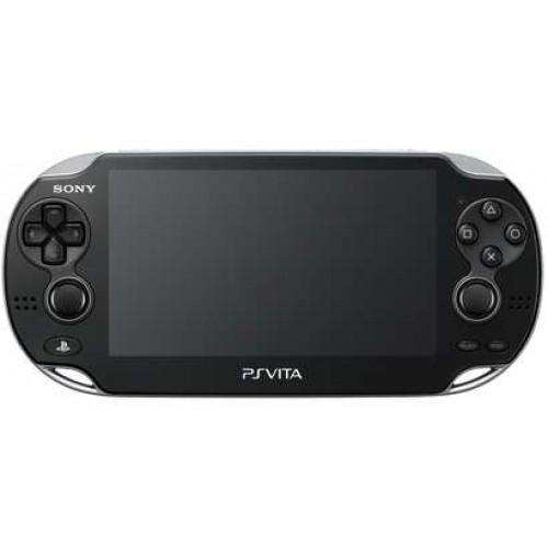 PlayStation Vita FAT (Wi-fi) + 8GB Memory Card - PS Vita Gépek