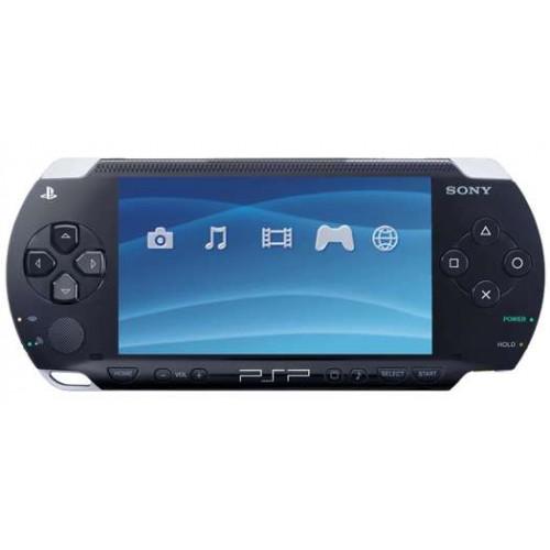 Sony PSP Fat (Fekete)