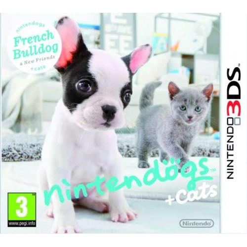 Nintendogs + Cats - French Bulldog
