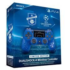 DualShock 4 V2 Controller UEFA F.C. Limited Edition (PlayStation FC)