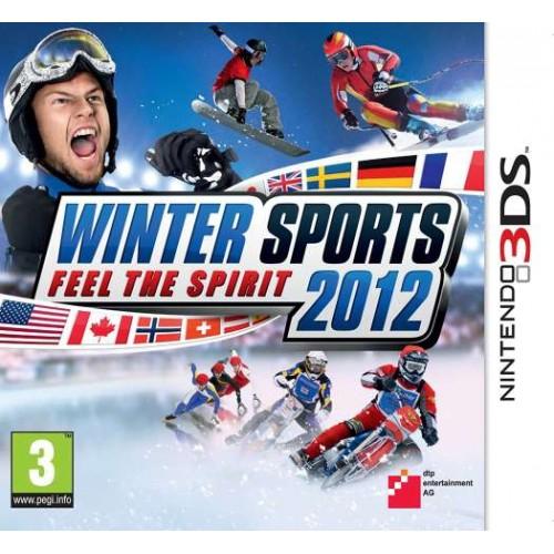 Winter Sports 2012 Feel The Spirit
