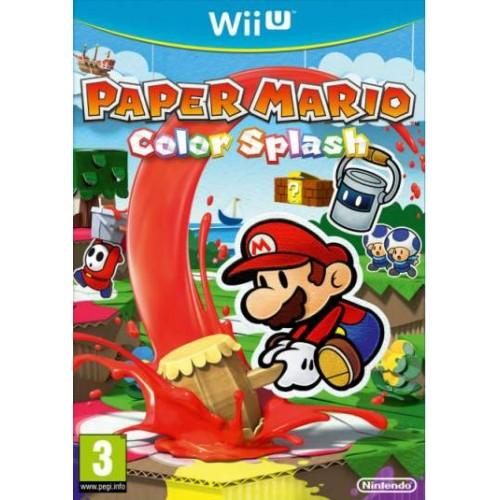 Paper Mario Colour Splash