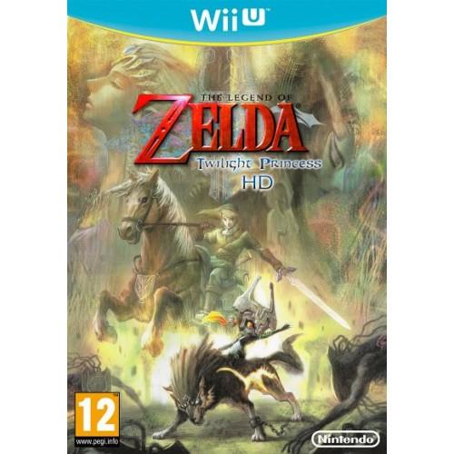 The Legend of Zelda Twilight Princess HD