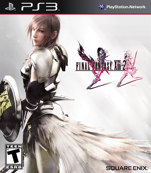 Final Fantasy XIII-2 - PlayStation 3 Játékok