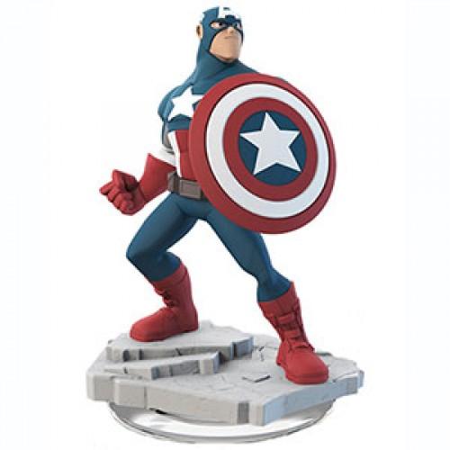 Disney Infinity 2.0 Marvel Super Heroes - Amerika Kapitány