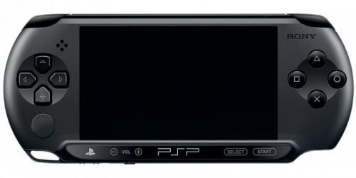 Sony Playstation Portable (PSP) Street (Fekete)