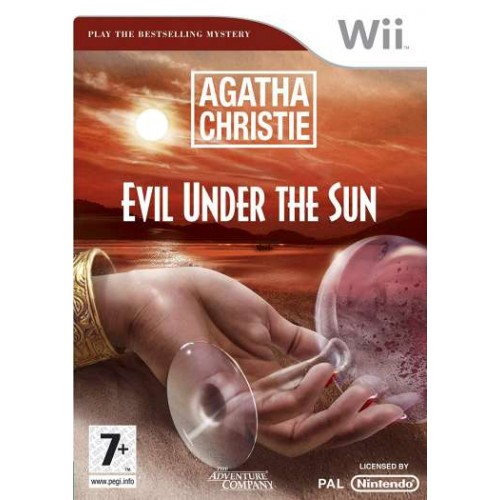 Agatha Christie Evil Under The Sun