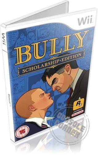 Bully Scholarship Edition