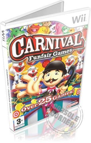 Carnival Funfair Games