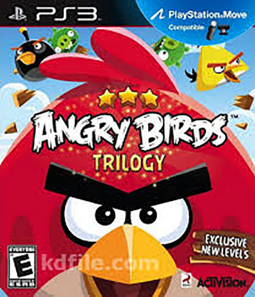 Angry Birds Trilogy