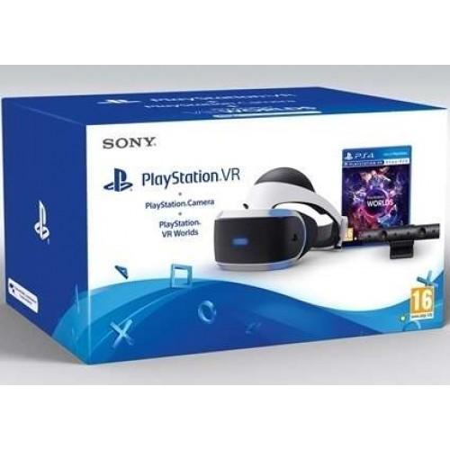 Playstation VR  + PlayStation VR Worlds