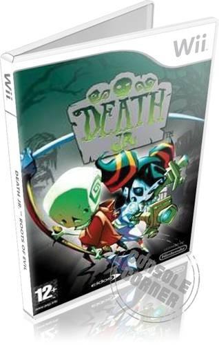 Death Jr Root Evil