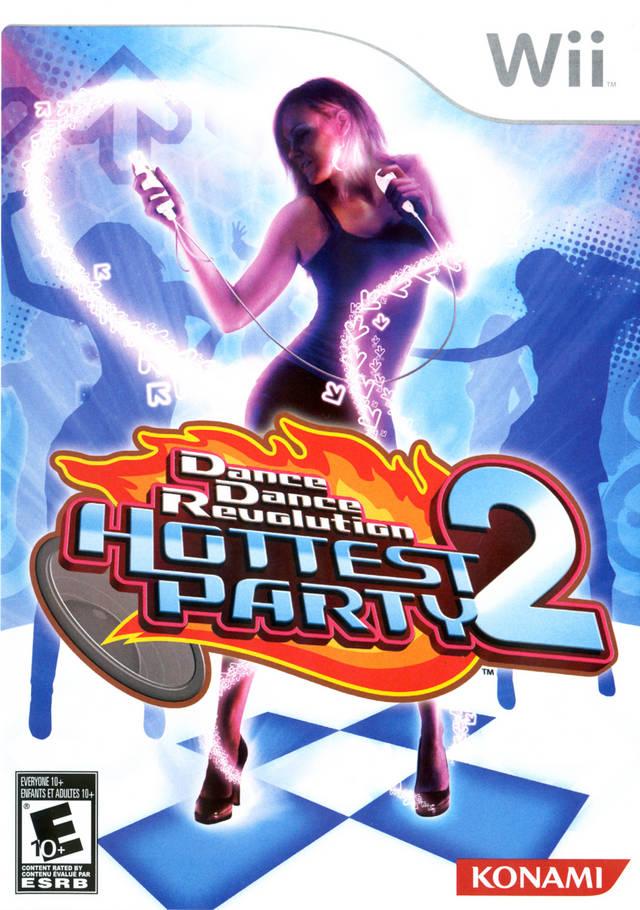 Dance Dance Revolution Hottest Party 2