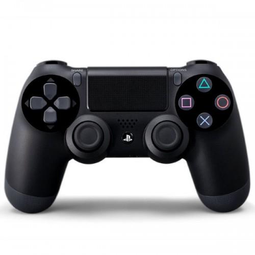 Sony DualShock 4 Wireless Controller Fekete - PlayStation 4 Kiegészítők