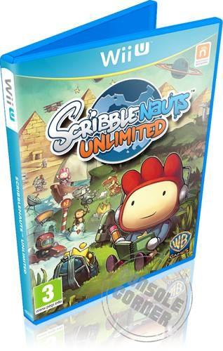 Scribblenauts Ultimated